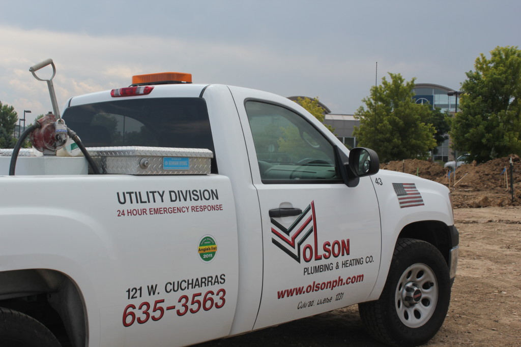 Sewer Line Repair Colorado Springs
